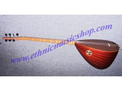 Long Neck Turkish Baglama-Dolphin Model