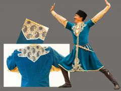 Male Dance Costume - Jacket + Shirt